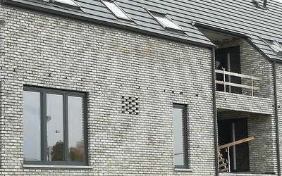 Algemene bouwwerken & renovaties Ketelslegers - Immeuble d'appartements Crisnée